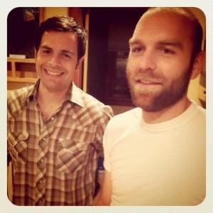 Ben and Erik