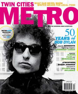 This article is no longer available as Metro Magazine sadly closed their doors in September 2012