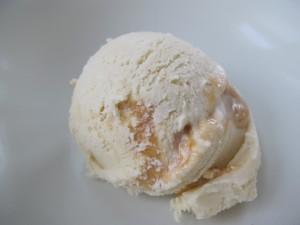 Horchata with Cajeta Caramel