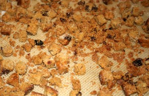 Soda Bread Croutons