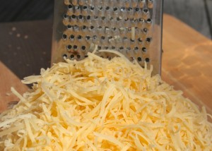 Shredded Gouda