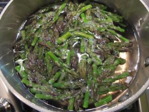 Asparagus Blanch