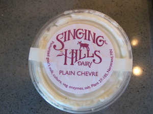 Singing Chevre