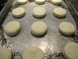 Buttermilk Buscuits