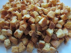Buttermilk Buscuit Croutons