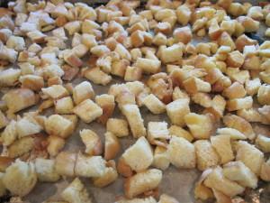 Donut Croutons - Prebake