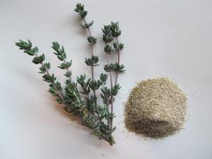 Thyme and Celery Salt