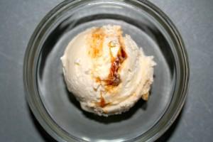 manchego w/zinfandel caramel