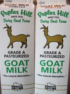 Poplar Hill Goat Milk