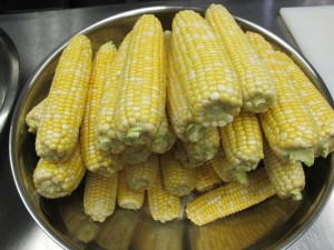 Sweet Corn - Shucked