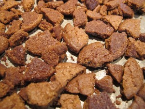 Ginger Snap Croutons