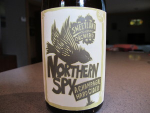 Sweetland Orchard Hard Cider