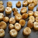 Roasted Banana Honey Salted Walnut